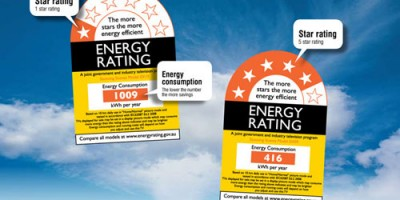 Energy Label Rating Geelong