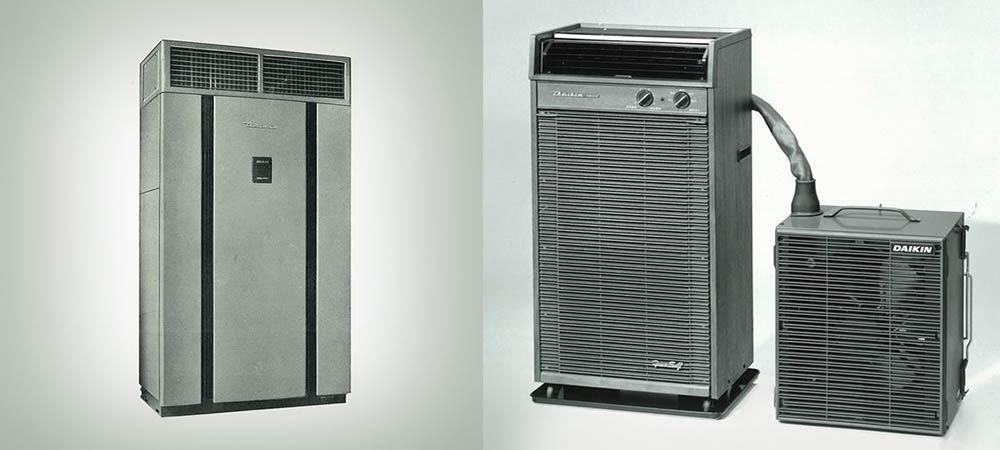 The History Of Daikin Air Conditioning Mako Air Geelong