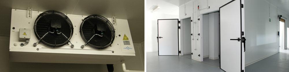 Commercial Freezer Rooms