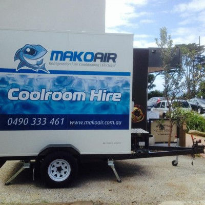 Mako Air Cool Rooms Geelong