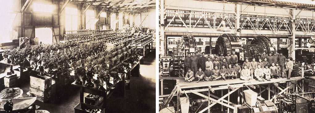 Mitsubishi-Electrics-history