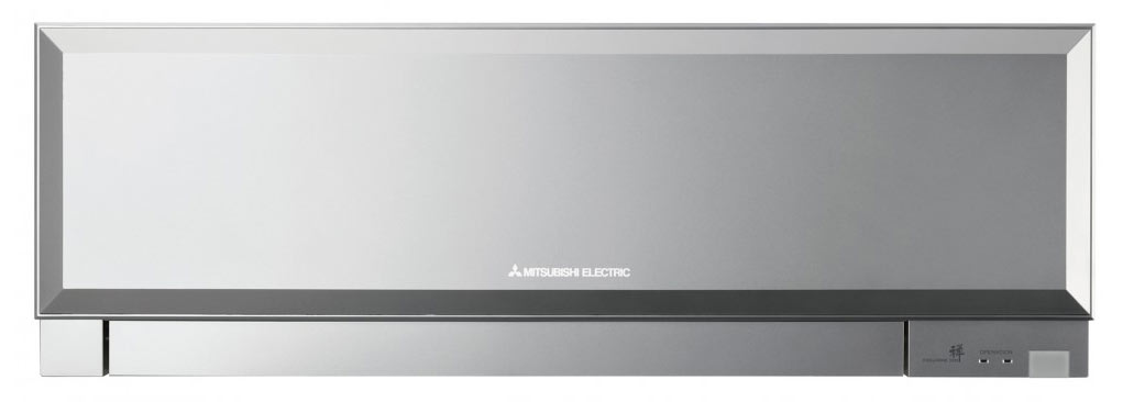 Mitsubishi-Electrics-slimline-air-conditioner