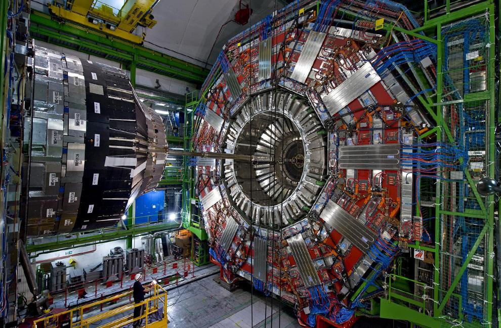 Hadron Collider Worlds biggest refrigeration unit